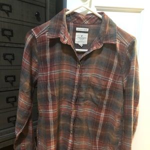 AMERICAN EAGLE VERRRRY SOFT FLANNEL